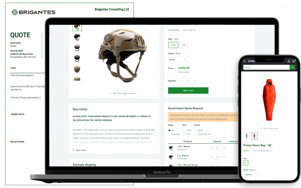 Online Procurement Platform